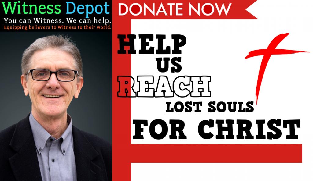 WITNESS DEPOT MAKE A DONATION