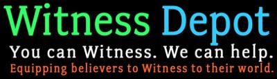 Witness Depot Header Logo